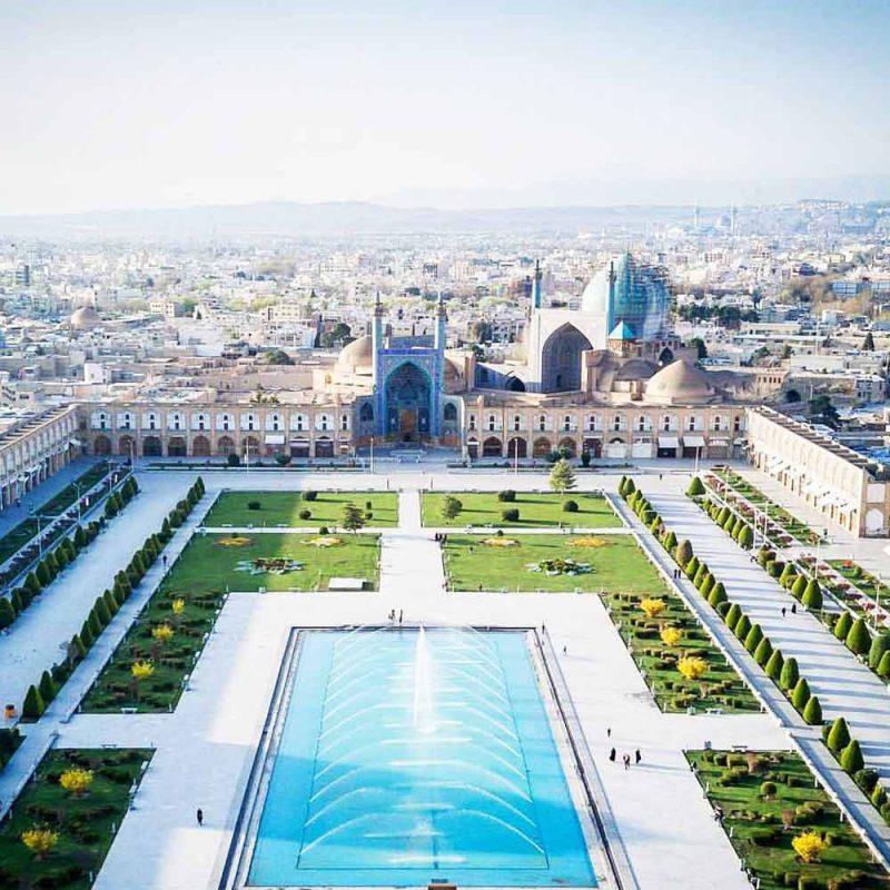 سي و سه پل اصفهان نصف جهان